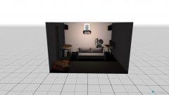 Raumgestaltung Gamerkeller in der Kategorie Hobbyraum