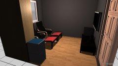 Raumgestaltung Gaming Lounge in der Kategorie Hobbyraum