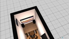 Raumgestaltung Gaming Raum in der Kategorie Hobbyraum