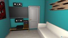 Raumgestaltung gaming room 1 in der Kategorie Hobbyraum