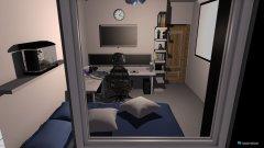 Raumgestaltung GAMING ROOM in der Kategorie Hobbyraum