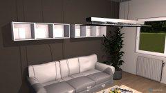 Raumgestaltung Gaming Zimmer in der Kategorie Hobbyraum