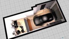 Raumgestaltung Garage,Fitnessraum in der Kategorie Hobbyraum