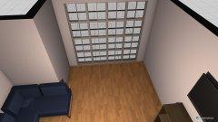 Raumgestaltung Garage Partyraum Variante Mama in der Kategorie Hobbyraum