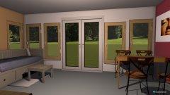 Raumgestaltung Gartenhaus in der Kategorie Hobbyraum
