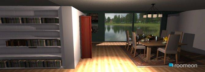 Raumgestaltung Great Room in der Kategorie Hobbyraum