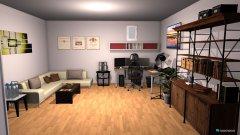 Raumgestaltung GrindmassiveTv Game&Stream Lounge in der Kategorie Hobbyraum