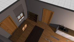 Raumgestaltung Großer Raum in der Kategorie Hobbyraum