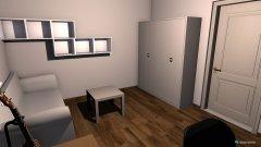 Raumgestaltung Grünenplan Musikzimmer in der Kategorie Hobbyraum
