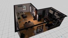 Raumgestaltung haus flurstraße in der Kategorie Hobbyraum