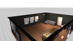 Raumgestaltung Heimkino Dachboden in der Kategorie Hobbyraum