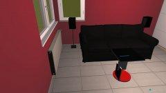 Raumgestaltung Heimkino in der Kategorie Hobbyraum