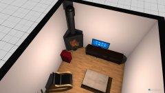 Raumgestaltung Hobby-Raum in der Kategorie Hobbyraum