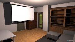 Raumgestaltung Hobby raum in der Kategorie Hobbyraum