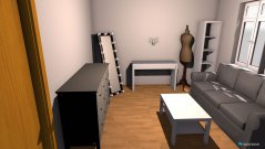 Raumgestaltung Hobbyraum 1 in der Kategorie Hobbyraum