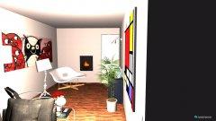 Raumgestaltung Hobbyraum Elise Mark in der Kategorie Hobbyraum