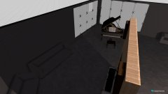 Raumgestaltung Hobbyraum in der Kategorie Hobbyraum