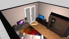 Raumgestaltung Hobbyroom in der Kategorie Hobbyraum