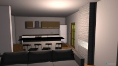 Raumgestaltung Home 2 in der Kategorie Hobbyraum