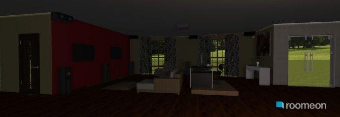 Raumgestaltung homeuse 1 in der Kategorie Hobbyraum