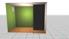 Raumgestaltung hoppy-zimmer in der Kategorie Hobbyraum