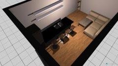 Raumgestaltung Hütte in der Kategorie Hobbyraum