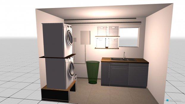 Raumgestaltung HWR in der Kategorie Hobbyraum