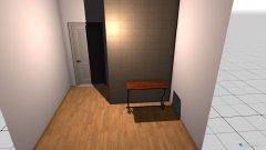 Raumgestaltung inArbeit in der Kategorie Hobbyraum