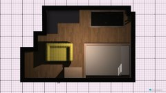 Raumgestaltung Isabellastr in der Kategorie Hobbyraum