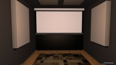 Raumgestaltung Jannik Kino in der Kategorie Hobbyraum