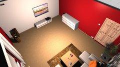Raumgestaltung Jarek in der Kategorie Hobbyraum