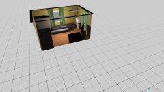 Raumgestaltung Jens Zimmer in der Kategorie Hobbyraum