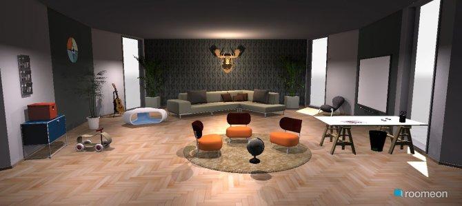 Raumgestaltung JoyRoom_mid in der Kategorie Hobbyraum