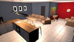Raumgestaltung Jugendraum klein in der Kategorie Hobbyraum