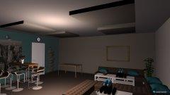 Raumgestaltung Jugendraum2 in der Kategorie Hobbyraum
