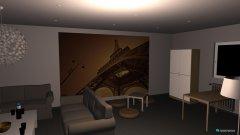 Raumgestaltung Jugendraum in der Kategorie Hobbyraum