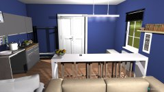 Raumgestaltung Junge Gemeinde Raum 1.5 in der Kategorie Hobbyraum