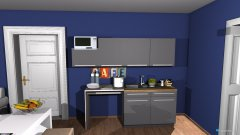 Raumgestaltung Junge Gemeinde Raum 1.6 2 in der Kategorie Hobbyraum