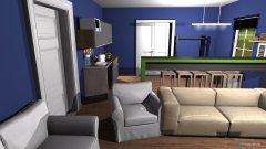 Raumgestaltung Junge Gemeinde Raum 1.6 in der Kategorie Hobbyraum