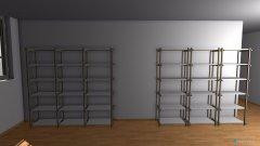 Raumgestaltung Jungha in der Kategorie Hobbyraum