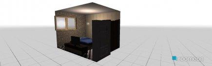 Raumgestaltung Kamar ku in der Kategorie Hobbyraum