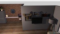 Raumgestaltung kamer + keuken in der Kategorie Hobbyraum