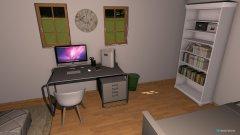 Raumgestaltung Karol in der Kategorie Hobbyraum