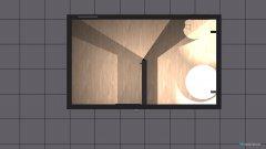 Raumgestaltung Keller Grundmodell Wände Isoliert in der Kategorie Hobbyraum