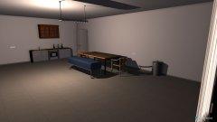 Raumgestaltung Keller Party Raum in der Kategorie Hobbyraum