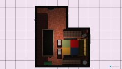 Raumgestaltung Keller Spaßraum in der Kategorie Hobbyraum