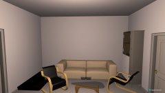 Raumgestaltung Keller Wallau in der Kategorie Hobbyraum