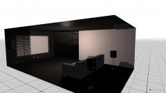 Raumgestaltung Kino2019 in der Kategorie Hobbyraum