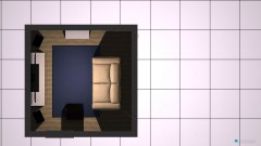 Raumgestaltung Kinoraum in der Kategorie Hobbyraum
