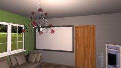 Raumgestaltung Kinozimmer in der Kategorie Hobbyraum